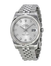 Rolex Oyster Perpetual Datejust 36 Diamonds M116234-0084